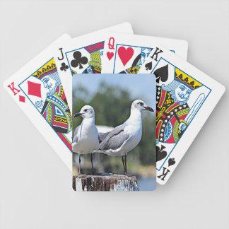 Utah California Gull Bicycle Playing Cards