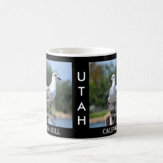 Utah California Gull Coffee Mug