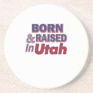 Utah design coaster