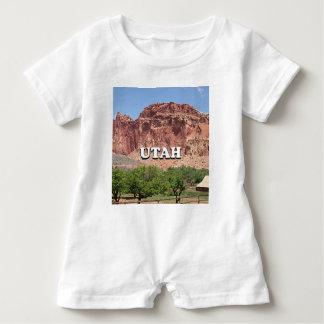 Utah: Fruita, Capitol Reef National Park, USA Baby Romper