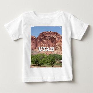 Utah: Fruita, Capitol Reef National Park, USA Baby T-Shirt
