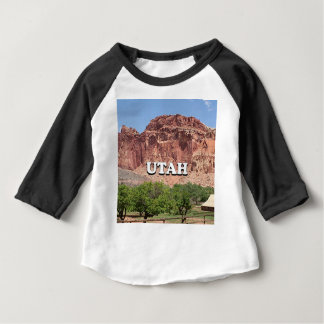 Utah: Fruita, Capitol Reef National Park, USA Baby T-Shirt