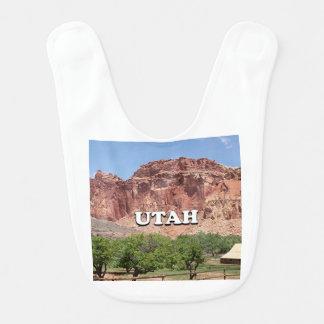 Utah: Fruita, Capitol Reef National Park, USA Bib