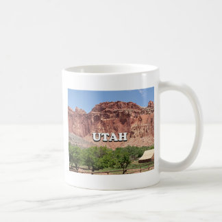 Utah: Fruita, Capitol Reef National Park, USA Coffee Mug
