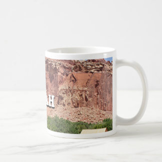 Utah: Fruita, Capitol Reef National Park, USA Coffee Mug