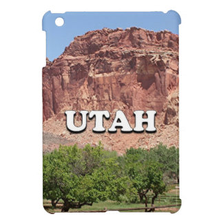 Utah: Fruita, Capitol Reef National Park, USA iPad Mini Cover