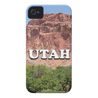 Utah: Fruita, Capitol Reef National Park, USA iPhone 4 Case-Mate Case