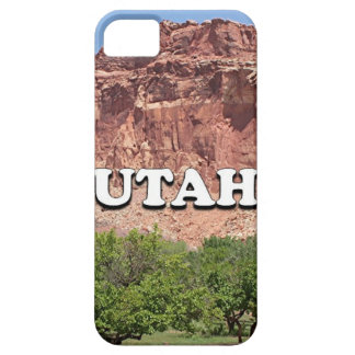 Utah: Fruita, Capitol Reef National Park, USA iPhone 5 Covers