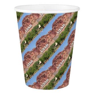 Utah: Fruita, Capitol Reef National Park, USA Paper Cup