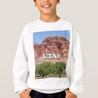 Utah: Fruita, Capitol Reef National Park, USA Sweatshirt