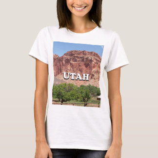 Utah: Fruita, Capitol Reef National Park, USA T-Shirt