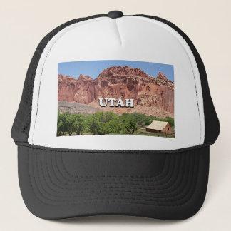 Utah: Fruita, Capitol Reef National Park, USA Trucker Hat