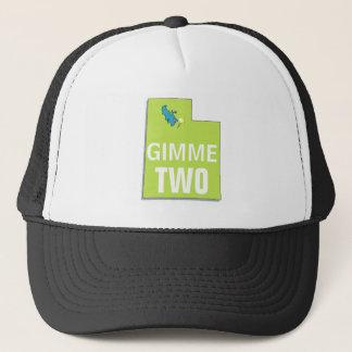 Utah Gimme Two Trucker Hat