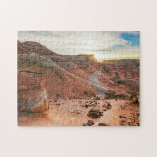 Utah, Glen Canyon National Recreation Area 3 Jigsaw Puzzle