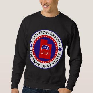 Utah Government: The Envy of 49 States Sweatshirt