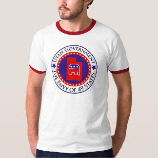 Utah Government: The Envy of 49 States T-Shirt