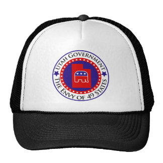 Utah Government: The Envy of 49 States Trucker Hat
