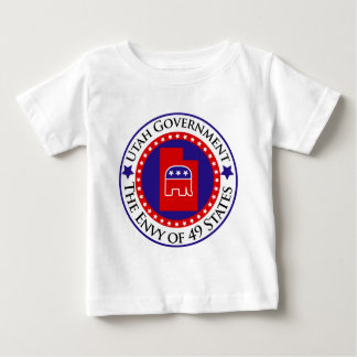 Utah Government: The Envy of 49 States Tshirts