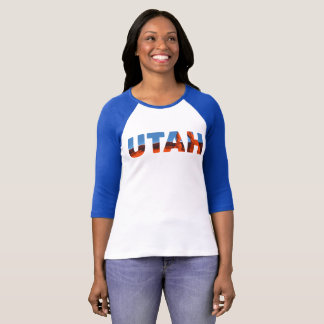 Utah Great Arches Sporty T-shirt