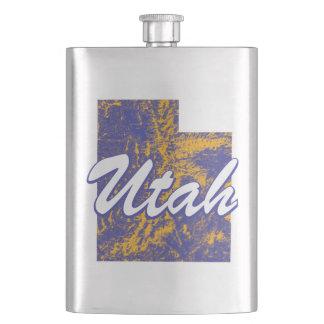Utah Hip Flask