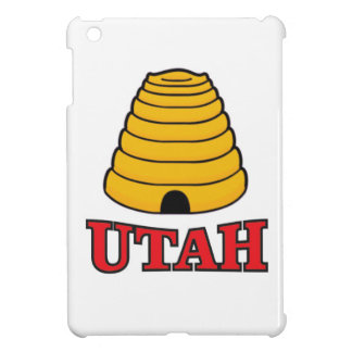 utah hive iPad mini case