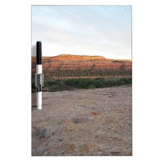 Utah Landscape Dry Erase Board