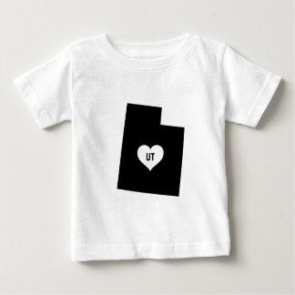 Utah Love Baby T-Shirt