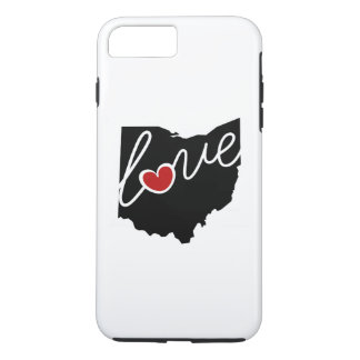 Utah Love! Gifts for UT Lovers iPhone 8 Plus/7 Plus Case
