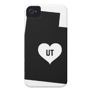Utah Love iPhone 4 Case