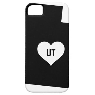 Utah Love iPhone 5 Case