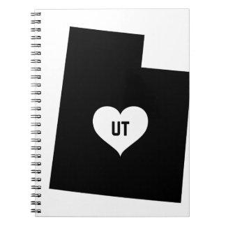 Utah Love Notebook