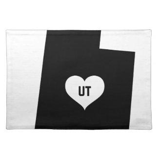 Utah Love Placemat