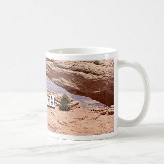 Utah: Mesa Arch, Canyonlands National Park, USA Coffee Mug