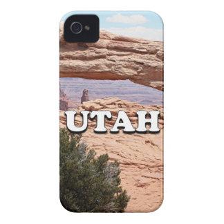 Utah: Mesa Arch, Canyonlands National Park, USA iPhone 4 Cases