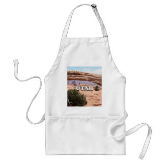 Utah: Mesa Arch, Canyonlands National Park, USA Standard Apron
