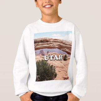 Utah: Mesa Arch, Canyonlands National Park, USA Sweatshirt
