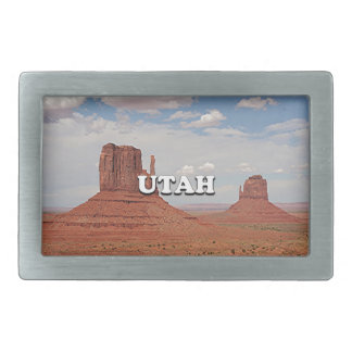 Utah: Monument Valley, USA Belt Buckles