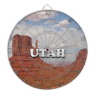 Utah: Monument Valley, USA Dartboard