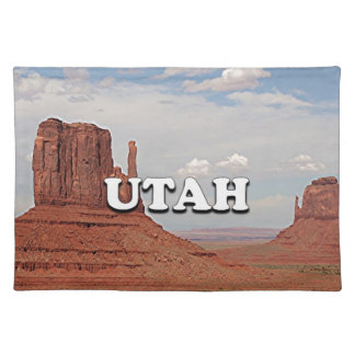 Utah: Monument Valley, USA Placemat