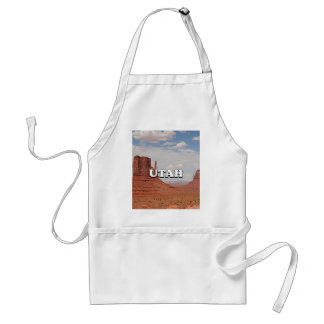 Utah: Monument Valley, USA Standard Apron