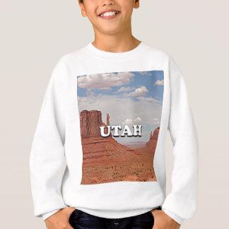 Utah: Monument Valley, USA Sweatshirt