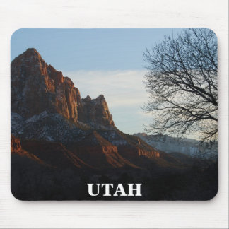Utah Mousepad