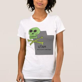Utah: Not Much Water Here T-Shirt