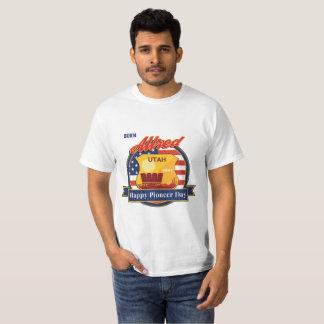Utah Pioneer Day - Born Allred T-Shirt
