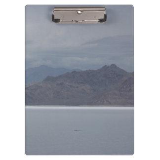 Utah Salt and Skyline Clipboard