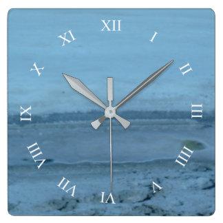 Utah Salt Flats Detailed Clocks