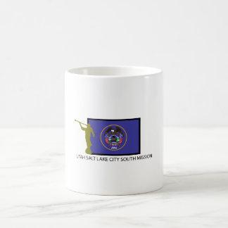 UTAH SALT LAKE CITY SOUTH MISSION LDS CTR COFFEE MUG