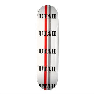 Utah Skate Board Decks