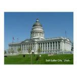 Utah State Capitol Post Cards