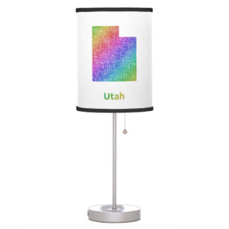 Utah Table Lamps
